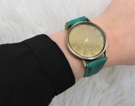 Vintage Green Watch