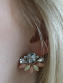 Cute Earrings Pink
