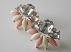 Cute Earrings Pink