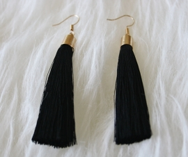 Brush Earrings