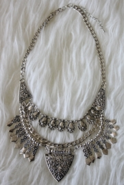 Silver Beauty Necklace