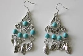 Bohemian Blue Earrings
