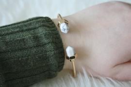 Marble Bracelet Gold