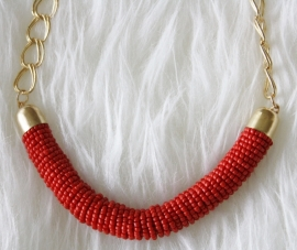 Red Candy Necklace