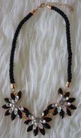 Black Party Necklace