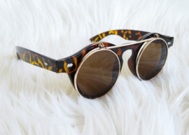 Retro Kid | Leopard Brown