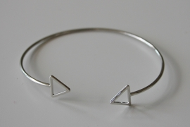 Silver / Gold Arrow Bracelet