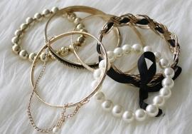Dark Rope Bracelet