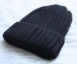 Keep me warm | Black