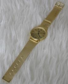 Gold Watch ( BLAUWE WIJZERS )