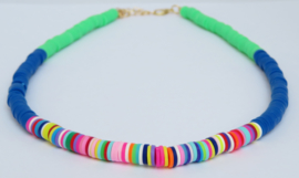 Colorfull Katsuki necklace