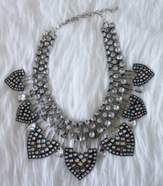 Silver Colour Necklace