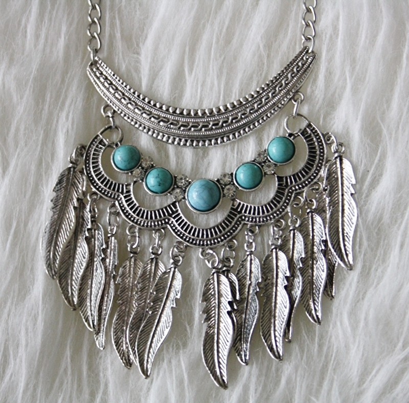 Feather Set / Blue