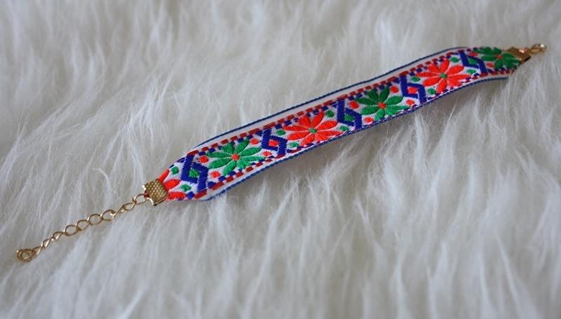 Ibiza Bracelet Flowers