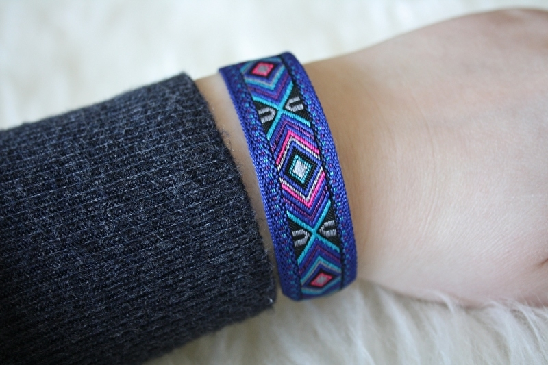 Ibiza Bracelet Blue
