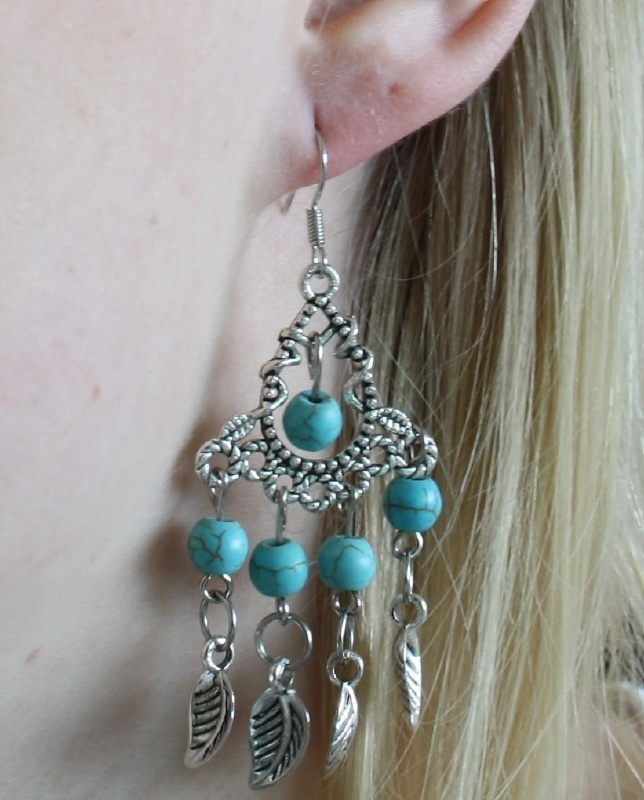 Bohemian Blue Earrings