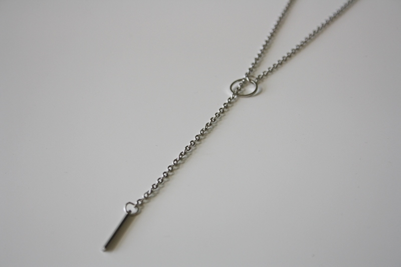 Cute Necklace Silver