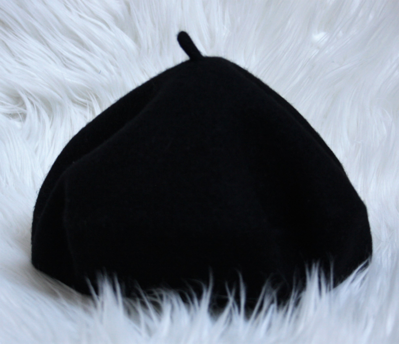 Baret   BLACK
