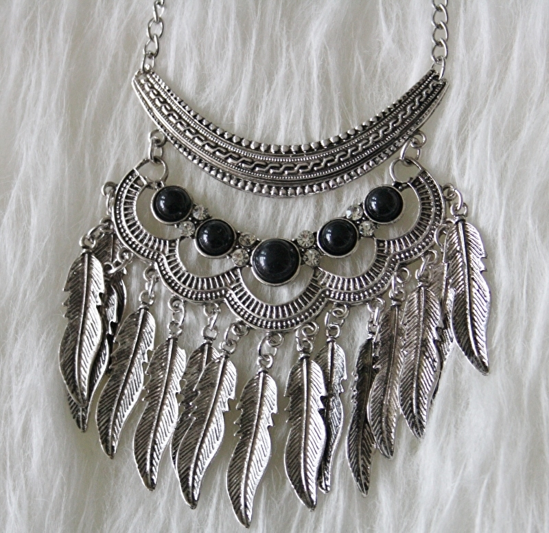 Feather Set / Black