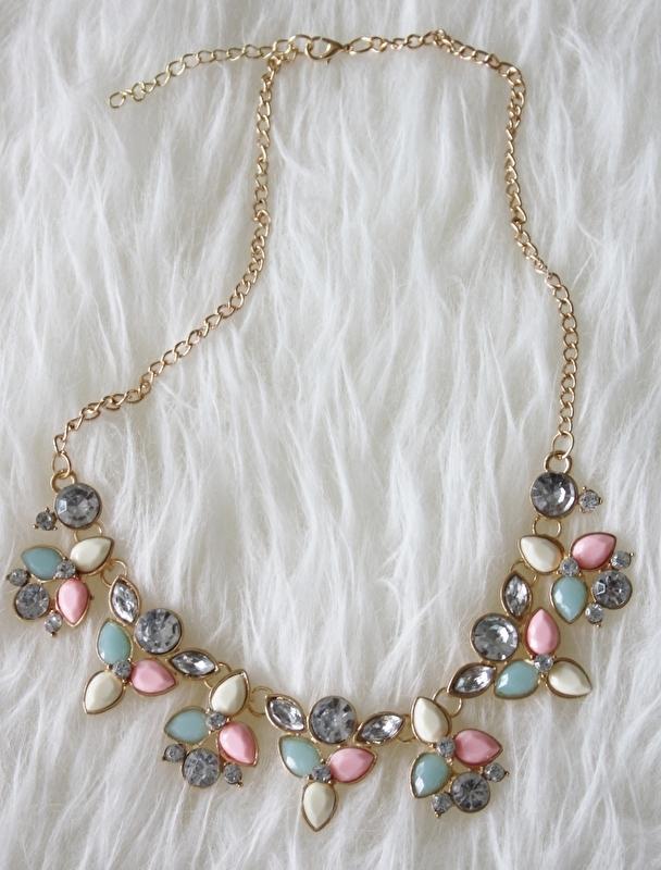 Pastel Necklace