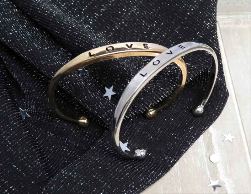 Love Bracelet Gold / Silver