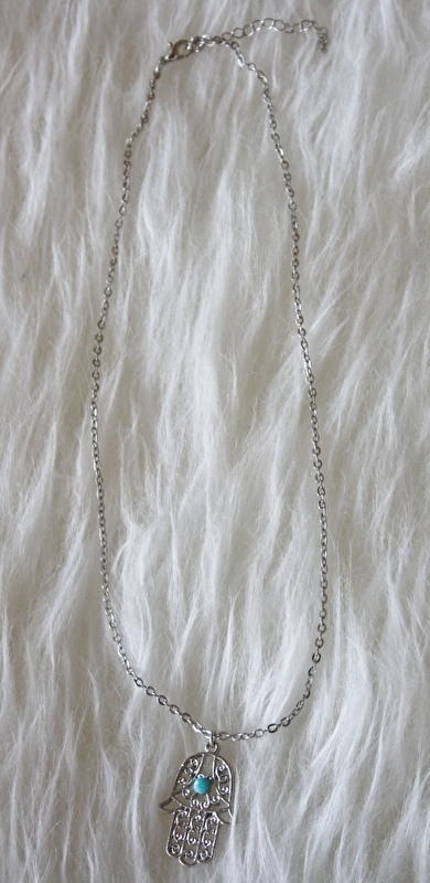 Vintage Necklace Silver