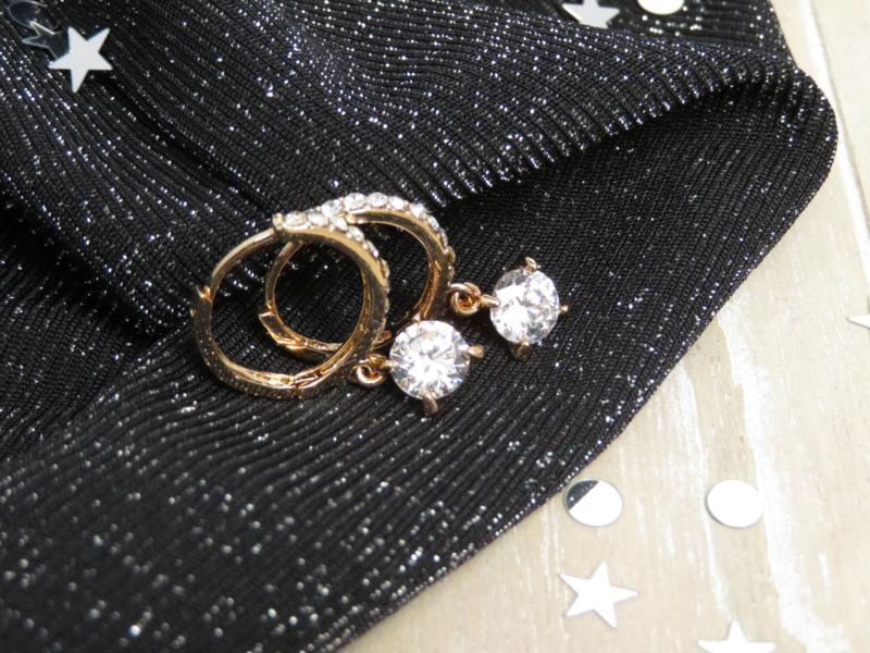 Gold Diamon Rings