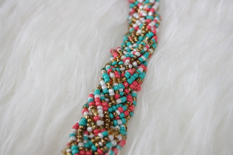 Disco Dip Necklace