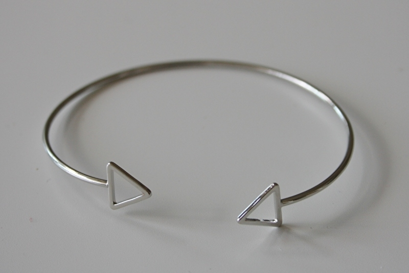 Silver / Gold Arrow Bracelet