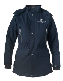 Outdoorjas MenSport Unisex Blauw