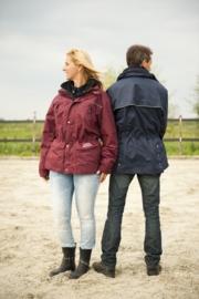 MenSport jas donkerblauw
