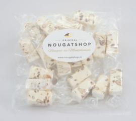 Nougat met caramel & zeezout, zakje á 150 gram - past in brievenbus, verzendkosten slechts € 3,80!*