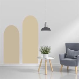 Boho & abstract muursticker bogen XL