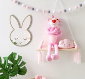 Spiegel konijn kinderkamer