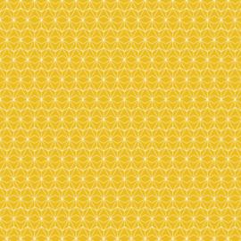 Behang - Diamant motief / patroon