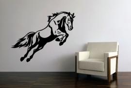 Muursticker paard decoratie kamer inrichting
