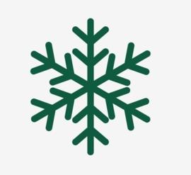 Sneeuwvlokken (9 stuks)