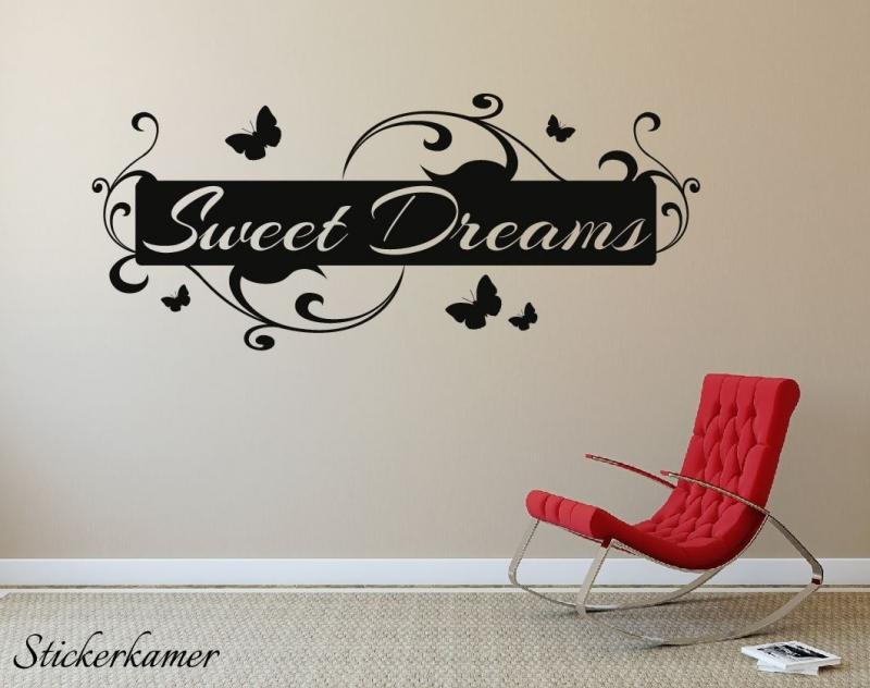 Sweet dreams met kader