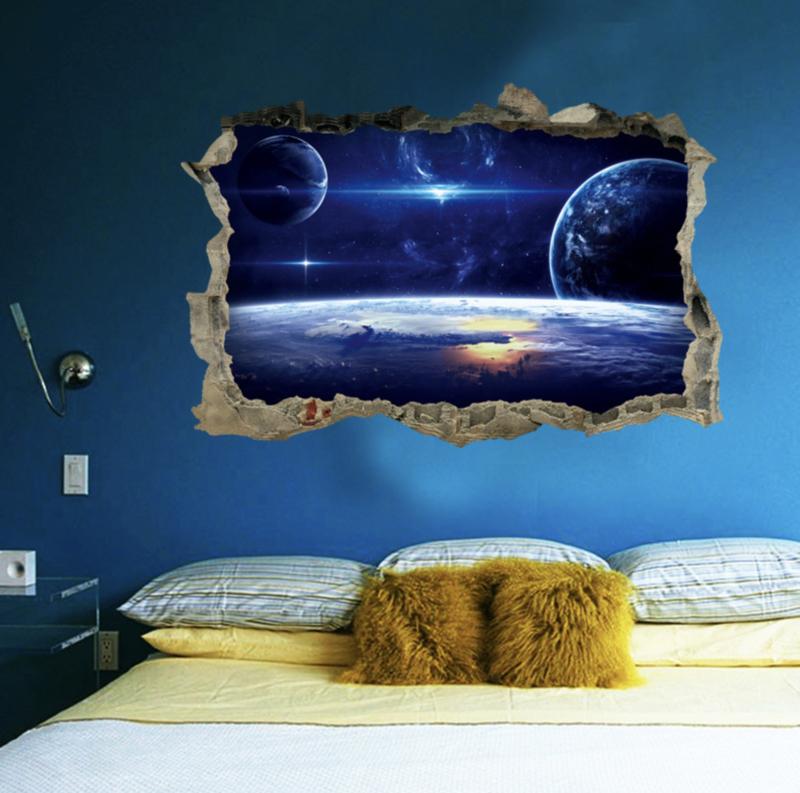 Muursticker ruimte - space - universum sticker