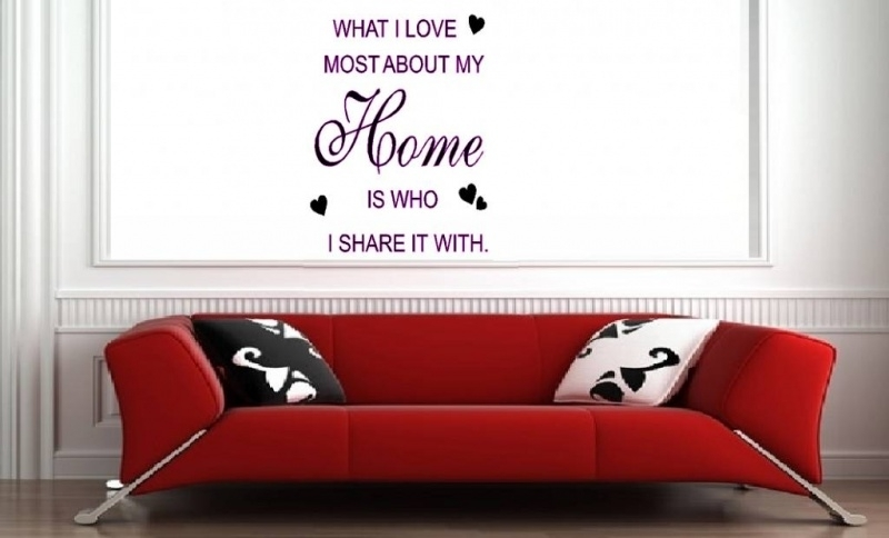 What I love most about my home is who I share it with (met hartjes)