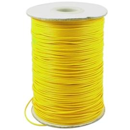 Wachsband gelb 0.5mm