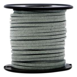 Imi wild leder 3mm olive grey