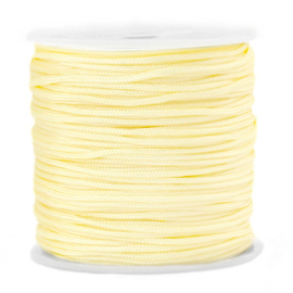 Macramé draad 1.5mm Sunlight yellow