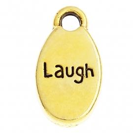 Bedel laugh goud