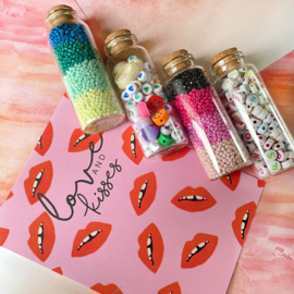 DIY kralenpakket sweet kisses