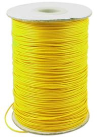 Wachsband gelb