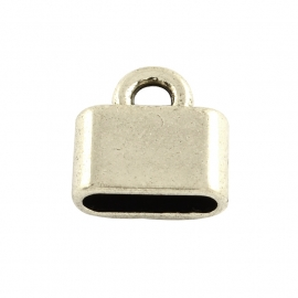 Cord end for flat leather 10mm