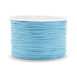Macramé draad 0.8mm Strong Blue