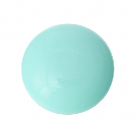 Cabochon turquoise 20mm