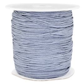 Macramé 1.0mm grey